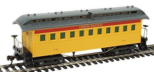 voie-h0-personne-chariot-1890coach-union-pacific