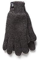 1 Paar Herren echte Wärme Inhaber Heatweaver thermische Handschuhe TOG 2.3 Grau L/XL