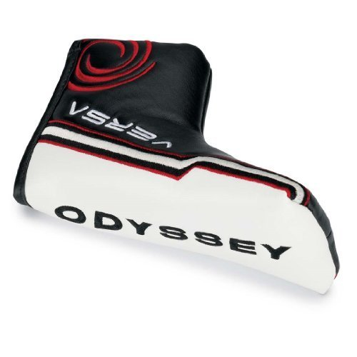 NEW Odyssey Versa Blade Putter Cover Headcover (Putter Odyssey Cover)