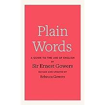 Plain Words