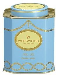 Wedgwood Everyday Luxury English Apple Caddy, 125g, Blue