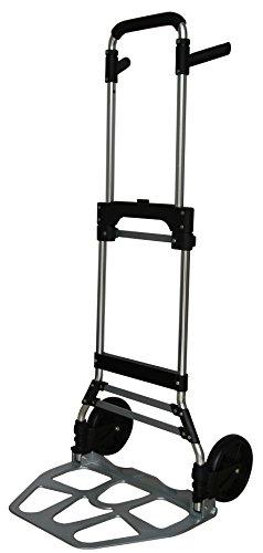 Pavo Faltbare Sackkarre/Klappbare Transport-Handkarre kompakt und robust, 120 kg, 8001040