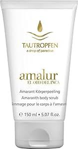 Amalur, Gommage pour le corps à l'amarante - tube 150 ml