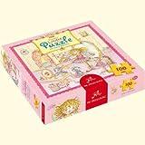 20270 - Die Spiegelburg - Boxpuzzle: Prinzessin Lillifee - Die kleine Ballerina, 100 Teile, 100 Teile
