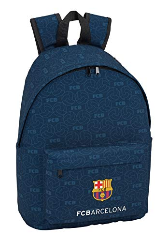 FC Barcelona 2018 Kinder-Rucksack, 41 cm, Blau (Azul)
