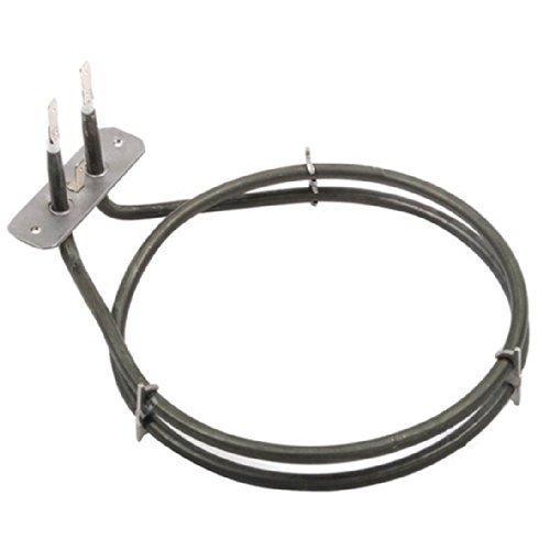 BEKO bd533aw bdv555aw 2TURN Fan Ofen Herd Heizung Element (1600W) (Ersatz Elektro-herd, Spule)