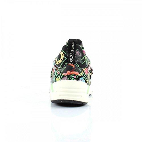 Puma Blaze Of Glory X Swash Femme Baskets / Sneakers Noir