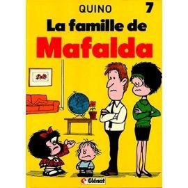 MAFALDA TOME 7 : LA FAMILLE DE MAFALDA par Quino