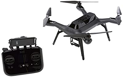 3DR SA12A Black Solo Aerial Drone from 3DR
