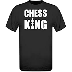 Camiseta Chess King With Chesspiece by Shirtcity