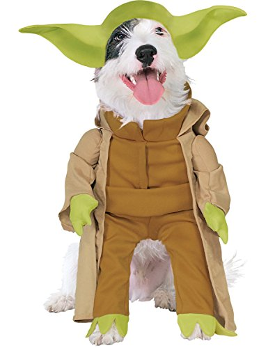 Generique Yoda Kostüm für Hunde Star Wars