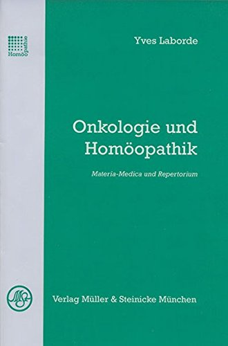 Onkologie und Homöopathik