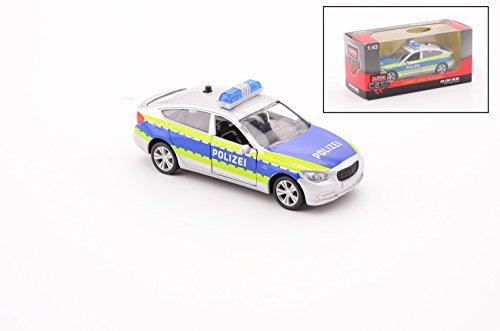 Preisvergleich Produktbild Super Cars Kinder-Polizeiauto Polizei-Wagen Polizei-Streifenwagen Einsatzfahrzeug mit Licht und Geräusche