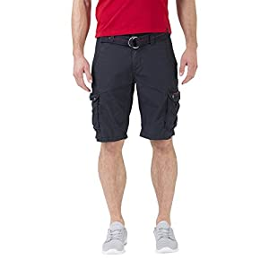 Timezone Herren Loose Maguire Incl. Belt Shorts