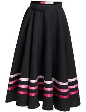 Little aprobado por la diseño de bailarina RAD Character para faldas, de color rosa colores
