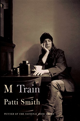 Descargar Libro M Train de Patti Smith