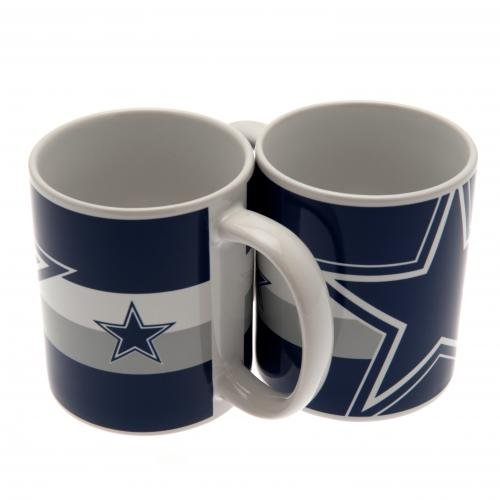NFL Kaffeetasse Big Crest 300 ml Dallas Cowboys -
