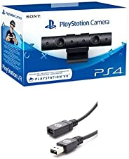 Sony PlayStation 4 Camera + Camera Extension Cable
