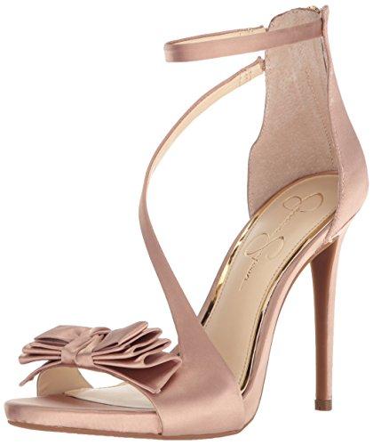 Jessica Simpson Damen REMYIA, Nude Blush, 39.5 EU (Blush Pink Kleid Schuhe)