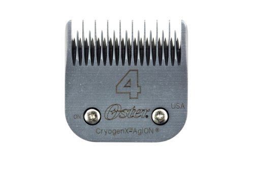 Oster Clipper Blade Number  4