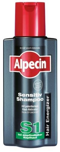 Alpecin S1 Sensitiv Shampoo für empfindliches Haar 250 ml