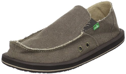 Sanuk Vagabond, Mules homme Marron (Brown)