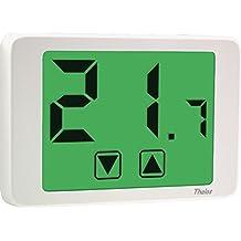 Termostato programable / digital / de pared / para calefacción THALOS 230 BIANCO VE434700