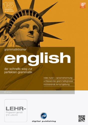 Interaktive Sprachreise 15: Grammatiktrainer Englisch