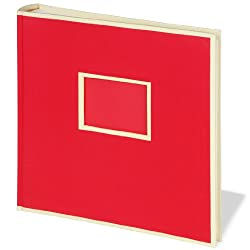 Jumbo Album red 50 sheets...