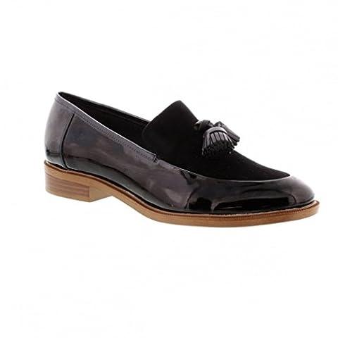 Clarks Clarks Détente Femme Taylor Spring Cuir Chaussures De Weite Passform Taille 39½