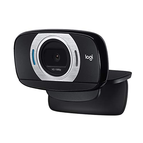 Logitech C615 HD Webcam - 720p, schwarz