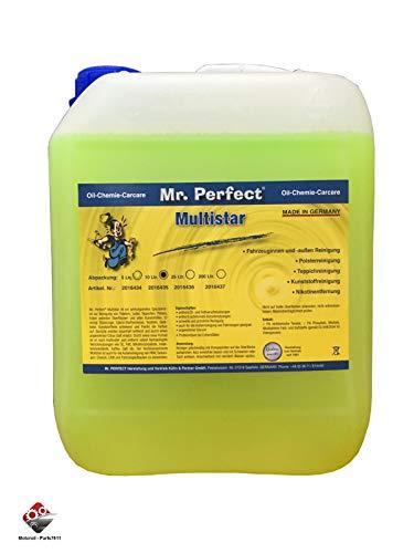 Mr.Perfect Multi Star Allesreiniger Multireiniger 10 Liter