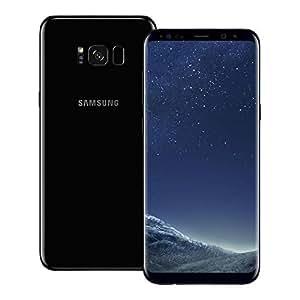 Samsung Galaxy S8 Plus (S8 +) (Sm-g955fd) 4 Go de RAM/ROM 64 Go 15,7 cm 12 MP 4 G LTE Dual SIM