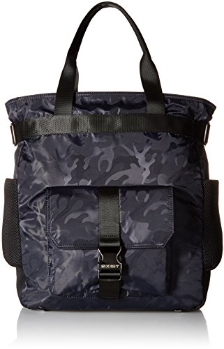 2(X)ist Men's Nylon Tote Bag, Midnight Camo