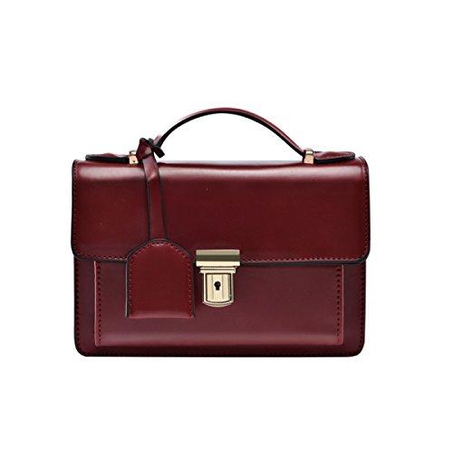 KYFW Womens Fashion Wild Bag Handtaschen Umhängetaschen D