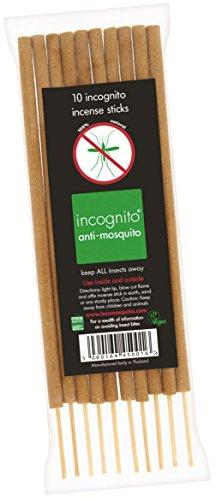 Incognito stk-005100x 40x 200cm Räucherstäbchen Citronella Value Pack–Transparent