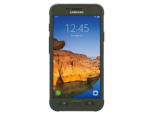 Samsung Galaxy S7 Aktiv 32Gb GSM entriegelte Camo Grün (Samsung Galaxy 4 Handy Für At&t)