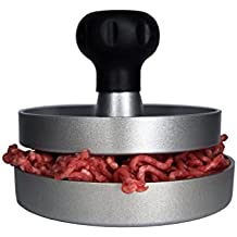 BBQ-Solutions, Hamburger-Presse, Hamburgerpresse, Burgerpresse, BBQ, Grillen Frikadellen