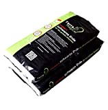 Terra Magica ® (DOPPELPACK 2 x 20 Liter) – Schwarze Erde (Terra Preta) mit mikrobiologisch aktiver Pflanzenkohle
