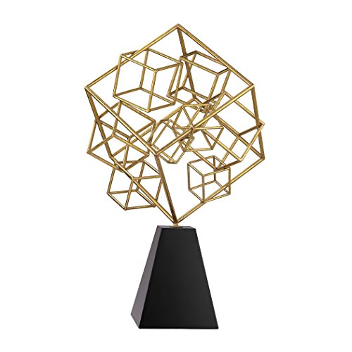 Cubic Abstract Sculpture -