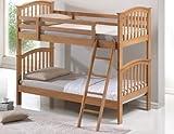 Artisan Bunk Bed, Wood, Oak, 3-Piece