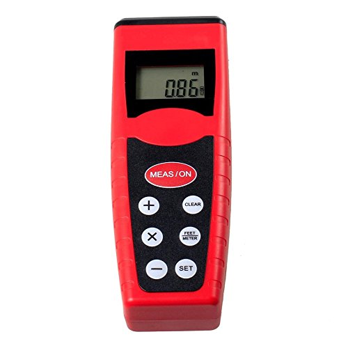 CP3000 Elektrische Infrarot Laser Distanzmessgerät Ultraschall Entfernungsmesser Entfernungsmesser Tester Tragbare Entfernungsmesser