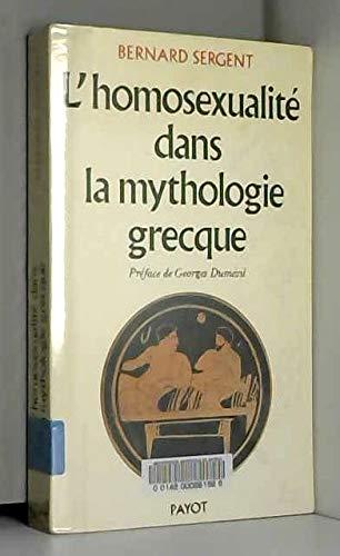 L'homosexualité dans la mythologie grecque
