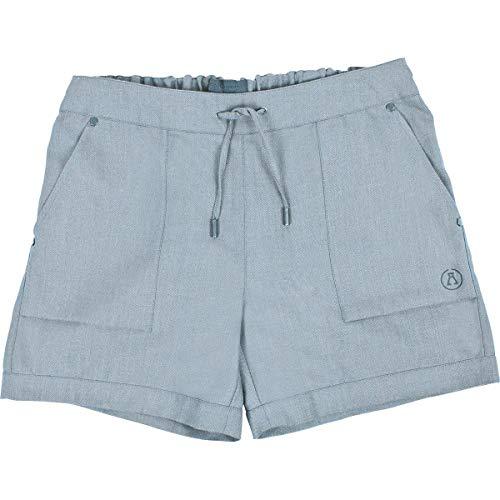 Alchemy Equipment Damen Linen Blend Shorts Pants Kurze Hose