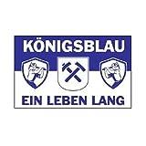 Gelsenkirchen - Königsblau Fahne (F66)