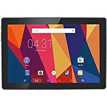 Hannspree HANNSpad 101 Hercules 16GB Black - tablets (Full-size tablet, IEEE 802.11n, Android, Slate, Android, Black)