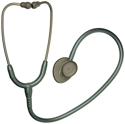 Littmann 2455 Lightweight Stetoscopio, Verde