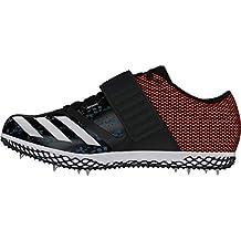 new concept 43a71 282f3 adidas Unisex-Erwachsene Adizero High Jump Leichtathletikschuhe