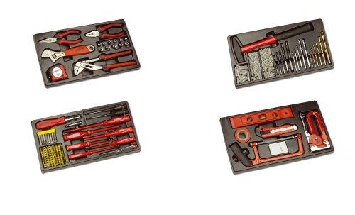 Mannesmann Werkstattwagen mit Werkzeug - 3