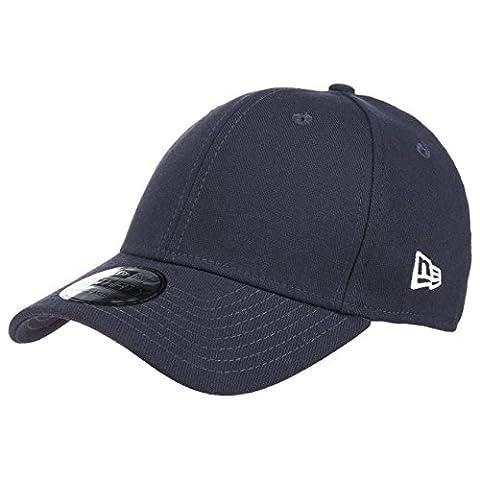 New Era Herren Ne Basic 39Thirty Kappe, Blau/Navy, LforwardslashXL